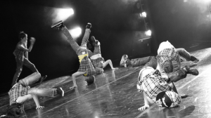 les breakdance new style