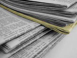 kranten, pers en berichten