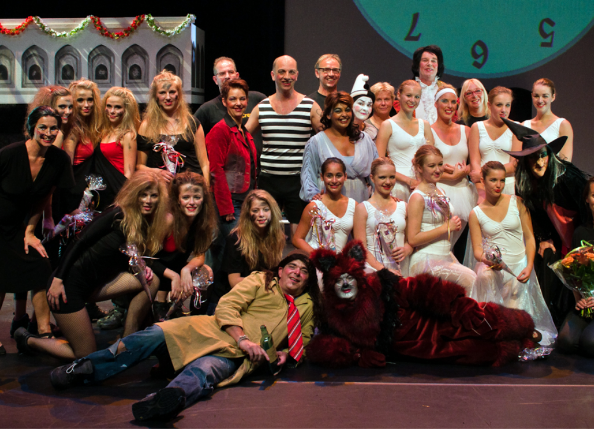 Theatergroep Splinter en Stardance