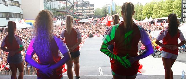 FC Utrecht Open Dag 2014